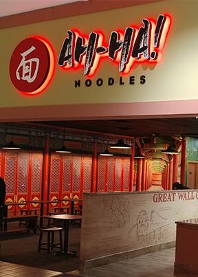 Ah-Ha! Noodles